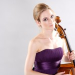 Denise Djokic, cellist