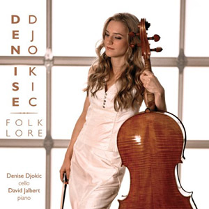 Folklore: Denise Djokic, cellist