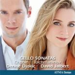 Denise Djokic, David Jalbert - Cello Sonatas