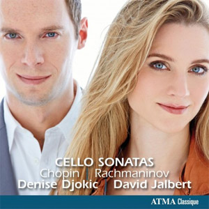 Denise Djokic, David Jalbert - Cello Sonatas